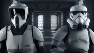 Scout Trooper And Stormtrooper Rebels
