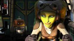 Star Wars Rebelianci - Duch i Maszyna.