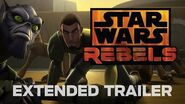 Star Wars Rebels Extended Trailer (Official)
