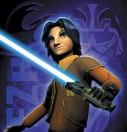 Ezra Bridger lightsaber