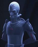 Inquisitor hologram (Movie Trailer)