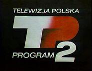Logo TVP2 z lat 1970-1980