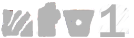 Logo ekranowe ATV 1