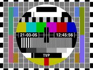 TVP testcard (2009)