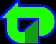 TVP1 old logo 1985 1987