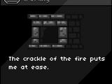 Glitch Fireplace