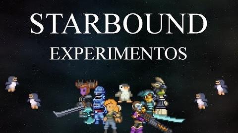 Starbound Beta en Español - Planeta de Experimentos - Episodio 01