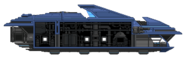 Hylotl - Spaceship - Starbound