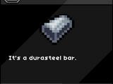 Durasteel Bar