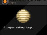 Traditional Paper Lantern
