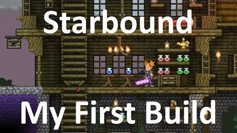 Starbound - My First Build