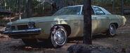 Evil Dead Oldsmobile