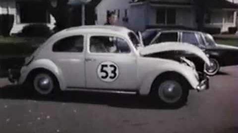 Rare Herbie the Love Bug TV Series Intro (1982)