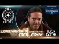 Star Citizen- Loremaker's Guide to the Galaxy - Ferron System