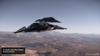 Ares Starfighter - Greybox - ISC 89 (2)