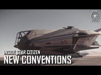Inside Star Citizen- New Conventions - Fall 2020