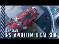 Star Citizen- Ship Shape - The RSI Apollo