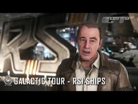 Star Citizen- Galactic Tour RSI Ships