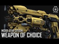 Inside Star Citizen- Weapon of Choice - Winter 2021