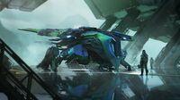 Esperia Talon - concept art (1)