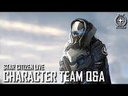 Star Citizen Live- Character Team Q&A