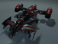 Cutlass Red - concept art (1)