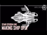 Star Citizen Live- Gamedev - Making Ship Up II