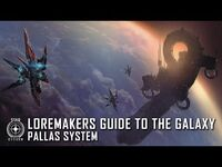 Star Citizen- Loremaker's Guide to the Galaxy - Pallas System