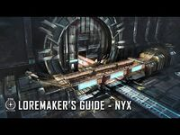 Star Citizen- Loremaker's Guide to the Galaxy - Nyx System