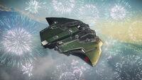 Mercury Star Runner - 2951 Fortuna Paint