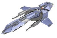 P-52 Merlin - concept art (1)