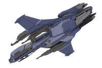 P-52 Merlin - concept art (2)