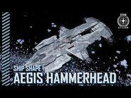 Star Citizen- Ship Shape - Aegis Hammerhead