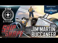 ATV Ship Shape- Drake Buccaneer w- Jim Martin
