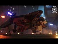 Star Citizen- Anvil Aerospace - Hawk