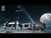 STAR CITIZEN- CitizenCon 2947 - The Art and Tech of Stanton