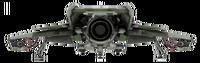 F7A Hornet Mk1 - rear