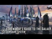 Star Citizen- Loremaker's Guide to the Galaxy - Centauri System