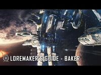 Star Citizen- Loremaker's Guide to the Galaxy - Baker System