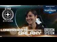 Star Citizen- Loremaker's Guide to the Galaxy - Oberon System