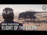 Inside Star Citizen- Flight of the Talon - Fall 2020