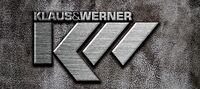 Logo Klaus and Werner tile