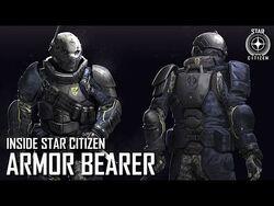 Inside Star Citizen- Armor Bearer - Spring 2021
