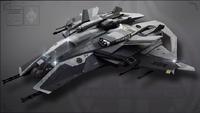 F8A Lightning - concept (1)