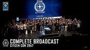 STAR CITIZEN- CitizenCon 2947 - Complete Broadcast