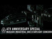 Star Citizen- ATV Anniversary Special - Musashi Industrial and Starflight Concern