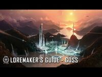 Star Citizen- Loremaker's Guide to the Galaxy - Goss System
