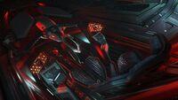 Talon - interior cockpit (1)