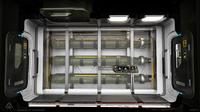 Vanguard harbinger life pod section starboardside