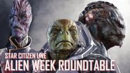 Star Citizen Live Alien Week Roundtable